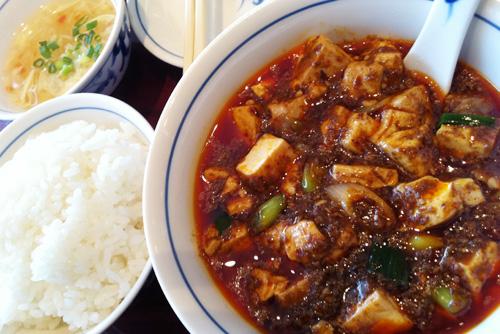 中国名菜 陳麻婆豆腐 赤坂店3