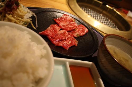 韓の台所 道玄坂店1