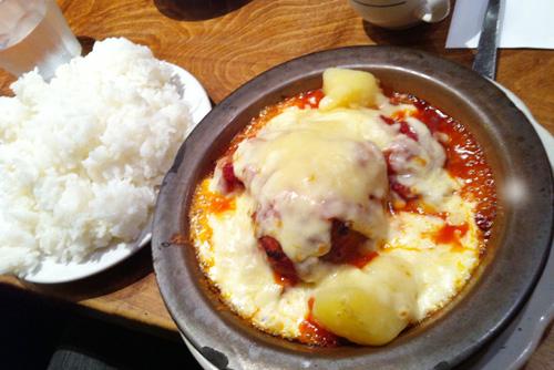 赤坂メキシコ料理 タパスルイス3