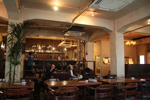 tokyo salonard cafe : dub